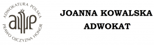 Adwokat Joanna Kowalska Wrocław